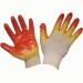 Перчатки трикотажные с двойным латексным покрытием, ПЕРЧАТКИ