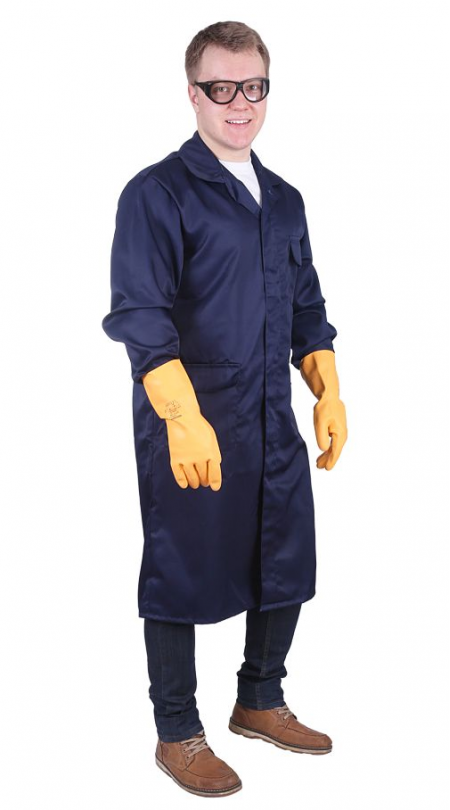 """Халат """"Оксид"""" КЩС мужской , Одежда для защиты от кислот"""