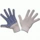 Перчатки трикотажные 5-ти нитка с ПВХ (протектор)