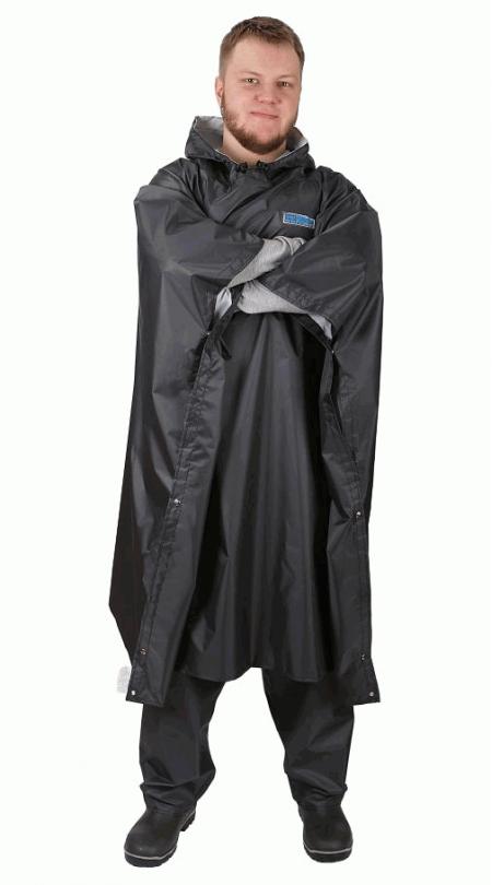 Плащ-пончо «Membrane WPL», Влагозащитная одежда